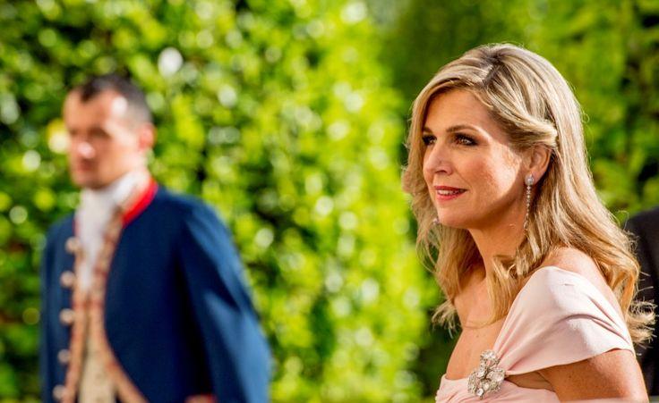 Koning Willem-Alexander en koningin Maxima zijn vrijdag begonnen aan de laatste dag van hun vierdaagse bezoek aan Italië.