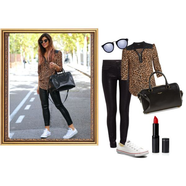 """""""Wild Thing"""" by yvonne-alsemgeest on Polyvore"""