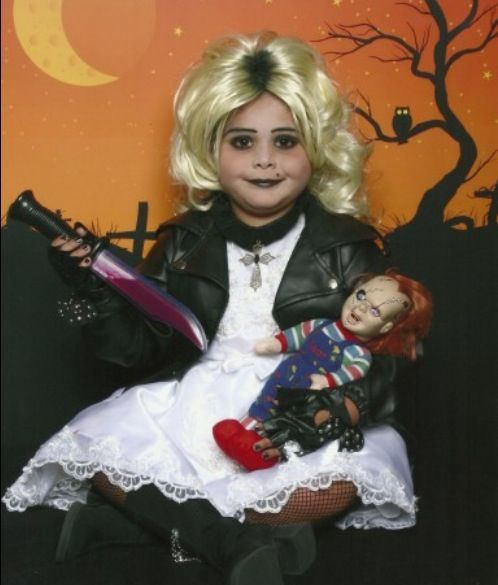 chucky halloween costume infant