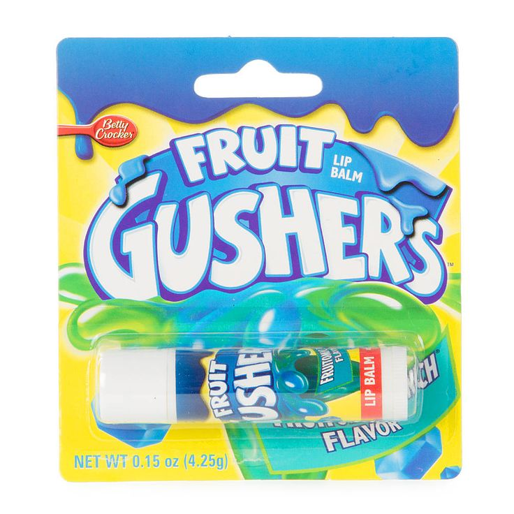 Fruit Gushers Fruitomic Punch Flavored Lip Balm | Claire's