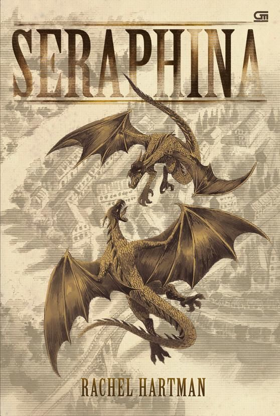 The human hatred for dragons in seraphina a novel by rachel hartman