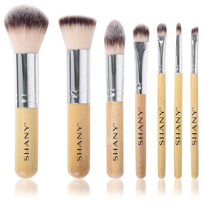 10 Best Travel Makeup Brush Sets Makeup Brush Set Bamboo Brush Set Cosmetic Brush Set