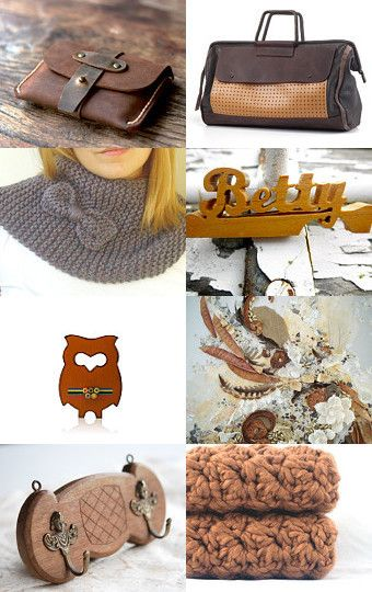 Brownie!! by Bianca Dinu on Etsy--Pinned with TreasuryPin.com