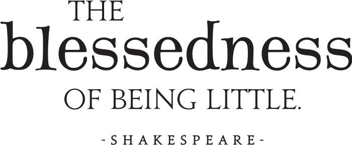 maybe for the kids' room... it is Shakespeare after all...: Litttle Vinyl, Vinyl Decals, Kids Rooms