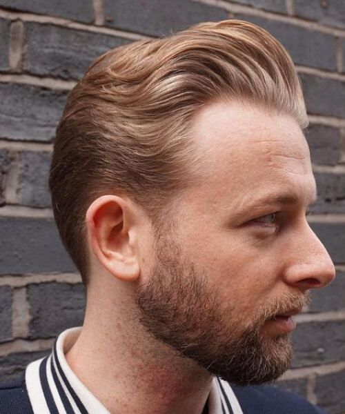 best 25 buzz cut receding hairline ideas on pinterest