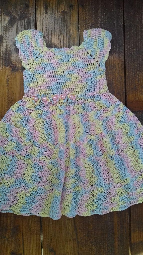 Baby Baptism Gown Dress Crochet Blessing Dress Clothing Baby Dresses