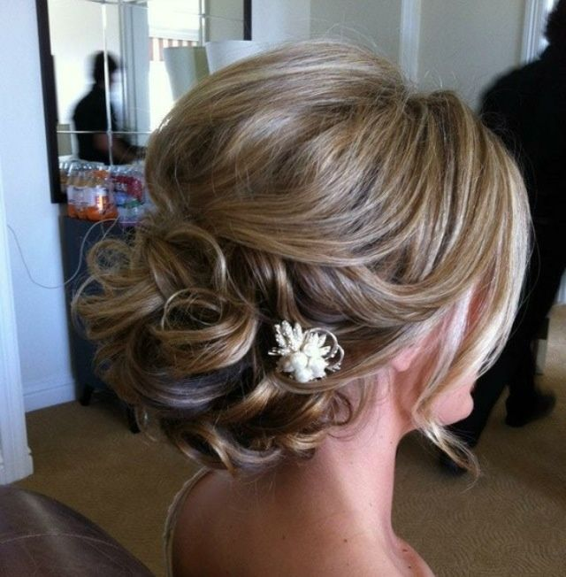 Best Peinados Novia Images On Pinterest Hairstyles Make Up