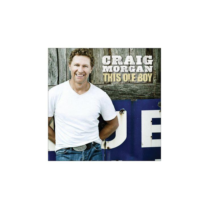 Craig Morgan - This Ole Boy (CD)