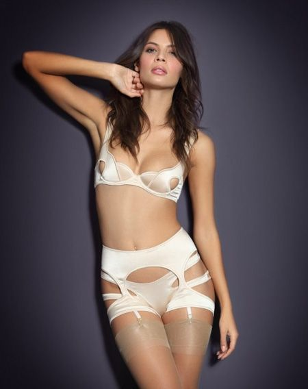 Agent Provocateur Bridal Lingerie Collection Global