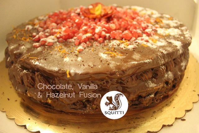 Birthday Cake (Vegan) | par Squitti.org - Cucina botanica