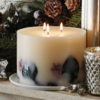 Pine Cone Large Botanical Candle from The White Company