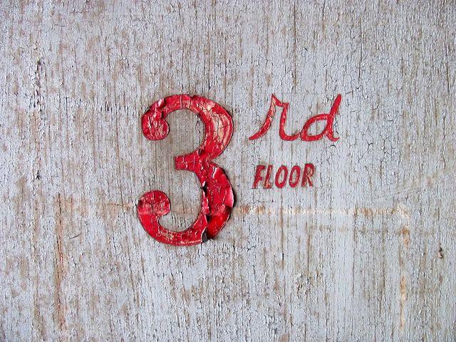 3rd floor | Flickr - Jedimind0423