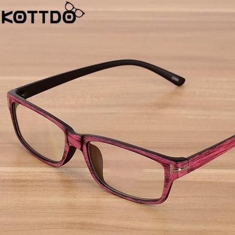 8b579c5d42 Fashion Women Retro Wooden Eyeglasses Frames Men Vintage Eye Glasses  Brandmodlilj