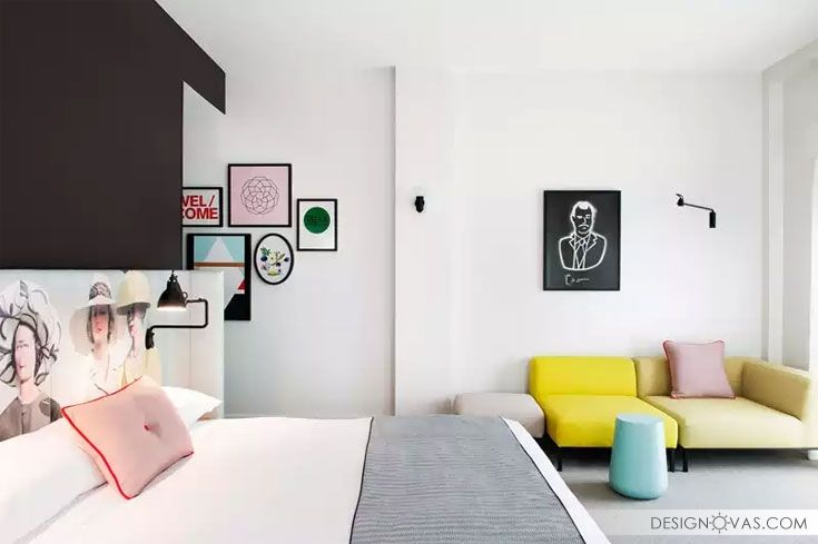 28 Hotel room design ideas to use in your Bedroom |  #bedroom #hotel Awesome...