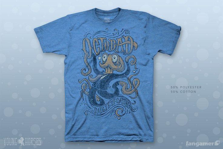 Fangamer - Octodad - Cephalopadre