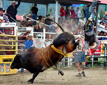 Bucket List Trip commences in 23 days @ the Williams Lake Stampede. Rodeo in Williams Lake, BC, Canada