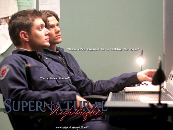 Αποτέλεσμα εικόνας για supernatural nightshifter