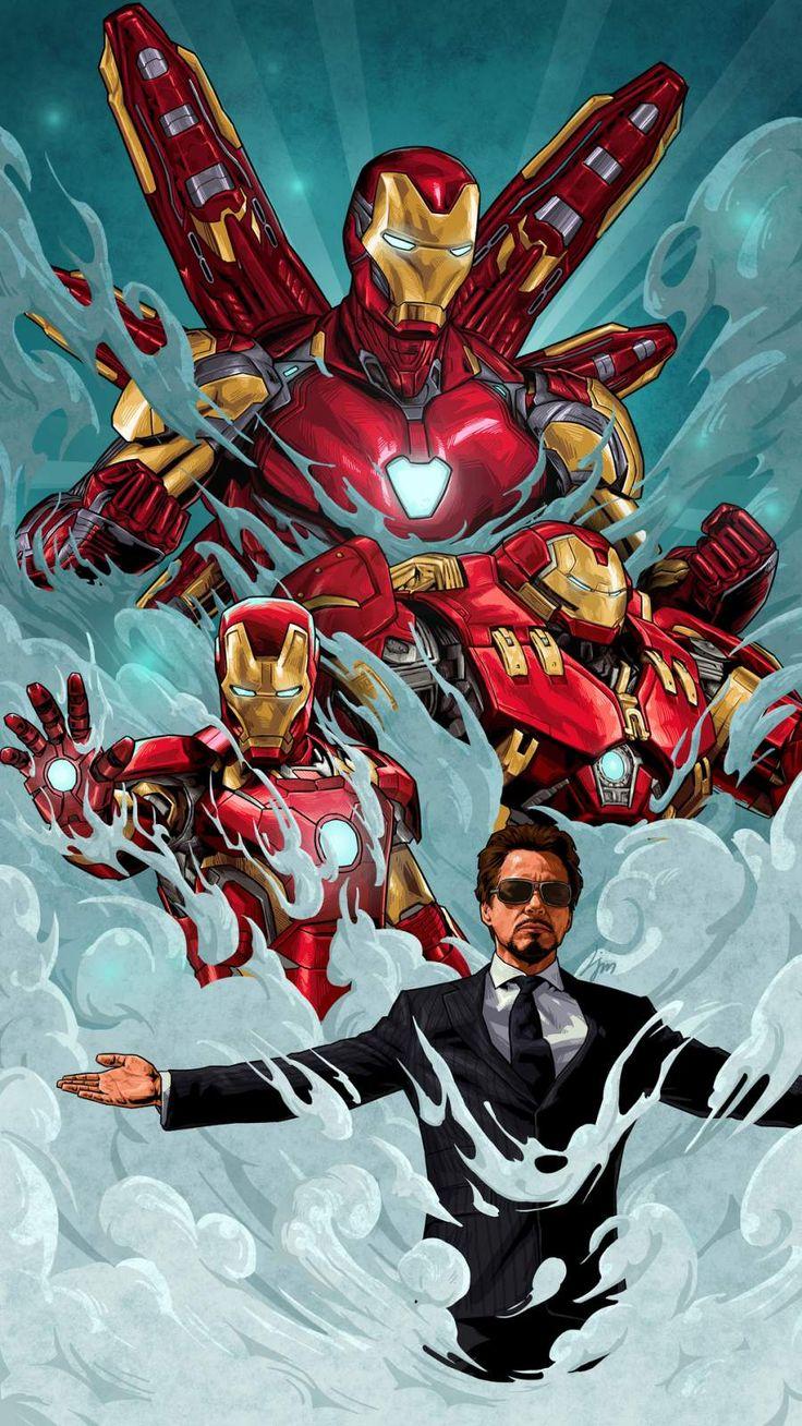 Legend-Tony-Stark-Iron-Man-iPhone-Wallpaper – iPhone Wallpapers