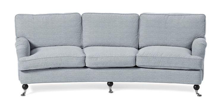 Produktbild - Watford Delux, 3-sits soffa svängd