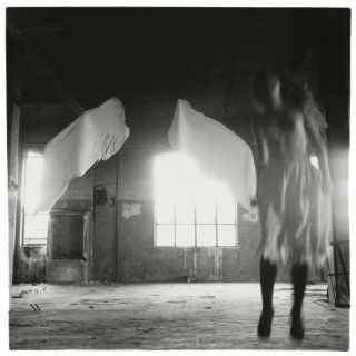 Francesca Woodman's slow-burning self-portraits are the precise opposite of a glib selfie.
