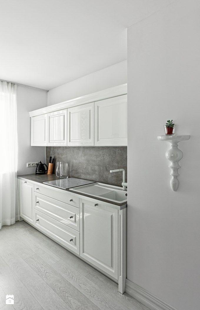 Kuchnia styl Glamour - zdjęcie od MADA design - Kuchnia - Styl Glamour - MADA design