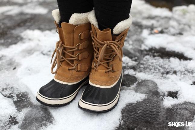 Kate Hudson, Megan Fox,AnnaKournikova, Elle McPherson, Demi Moore son fans de las botas Sorel y nosotros también.