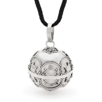 Harmony Ball - GODDESS - Bella Donna Sterling Silver