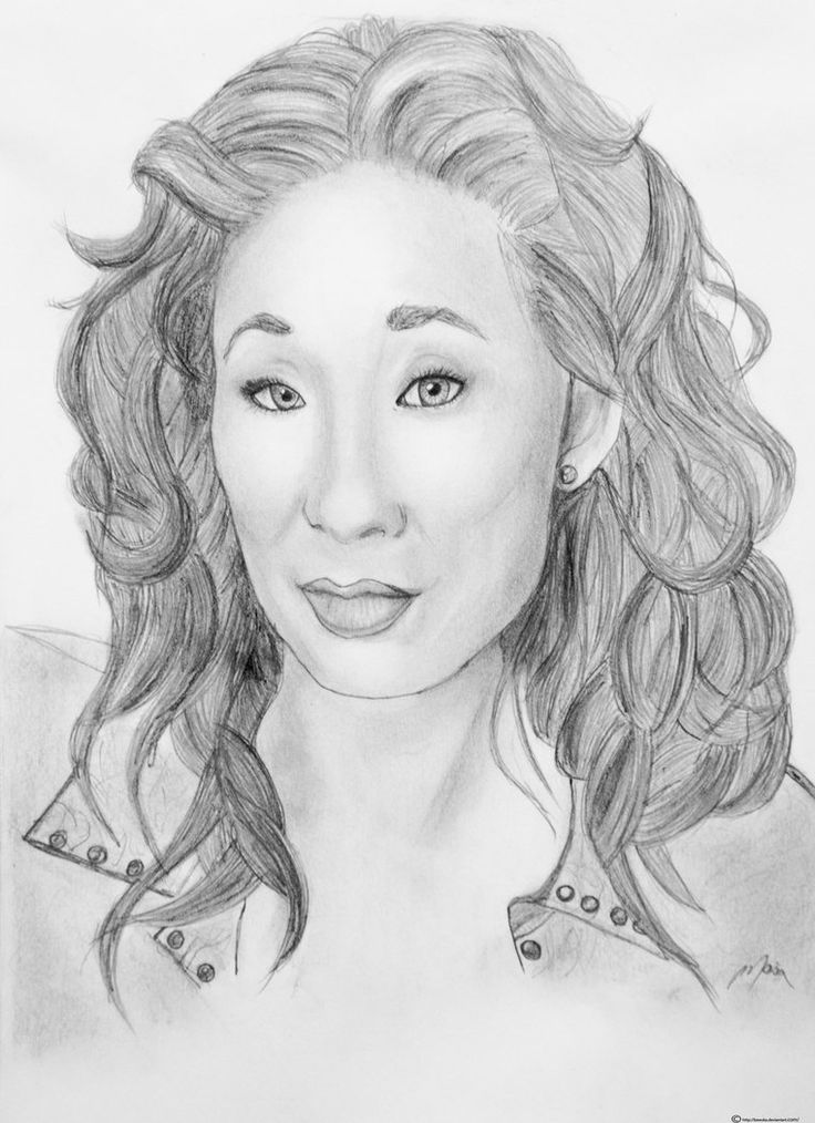 Grey's Anatomy Cast Fan Art Sketches | traditional art ...