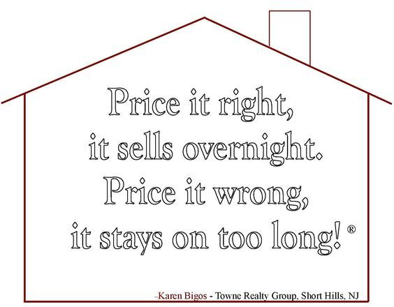 Moral of the store - price is right! #VaroRealEstate #RealEstate #Realtor #Chicago #Illinois #ForSale #Home #House #Selling #RealtorLife #RealtorProblems #RealEstateHumor #Price