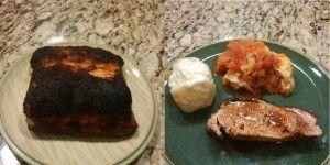 Balsamic Brown Sugar Pork Tenderloin