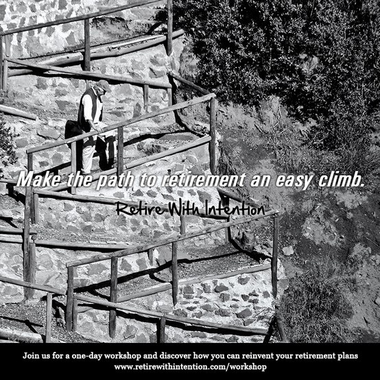 TRG Group Benefits - Retire With Intention Make the path to retirement an easy climb!