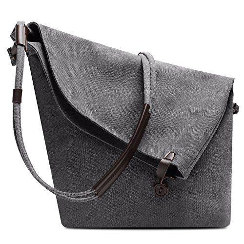 f969d6c49a36 Vintga Crossbody Bag for Women Unisex Hobo Handbag Tote Casual ...
