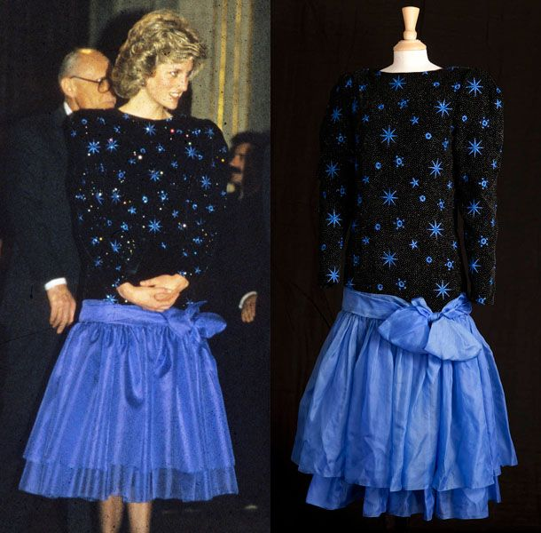 Princess Diana's royal couture dresses go on display - hellomagazine.com