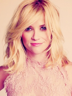 reese witherspoon...my hair inspiration for the past 10 years