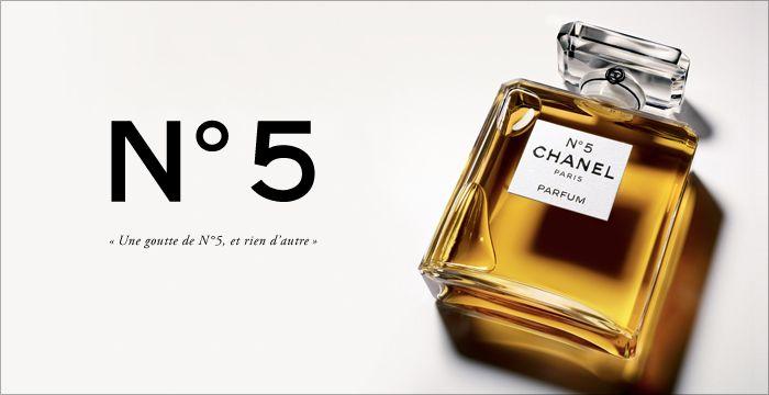 N°5, Coco Chanel