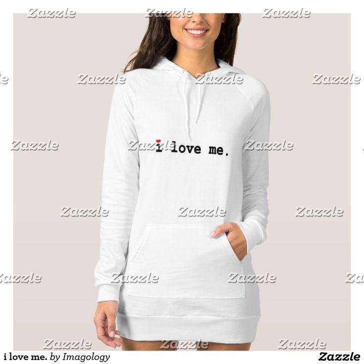 i love me. dress