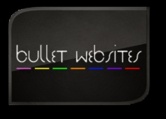 Bullet Websites new blog on blogspot