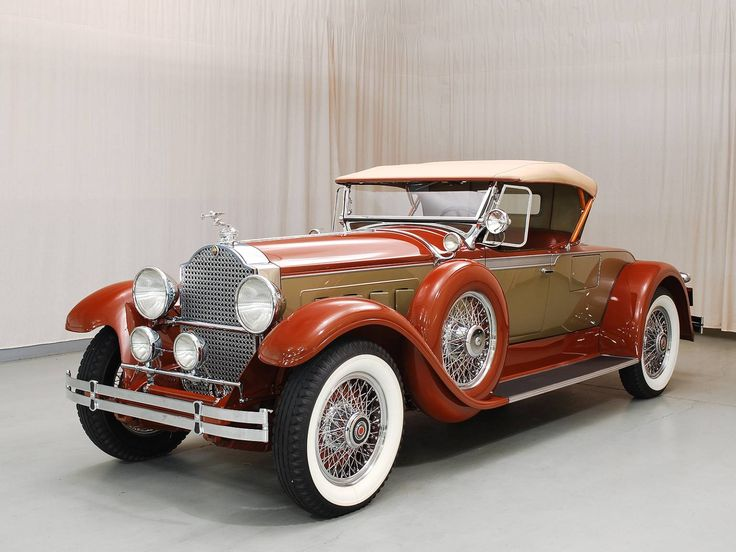 1929 Packard Touring Car For Sale: 1950's Images On Pinterest