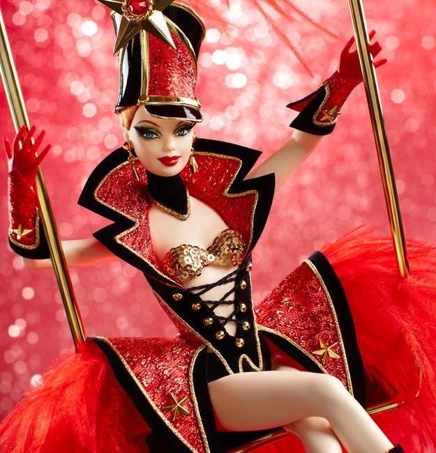 サーカス バービー ボブ・マッキー Bob Mackie Circus Barbie - バービー人形・ファッションドール通販 エクスカリバー Excalibur