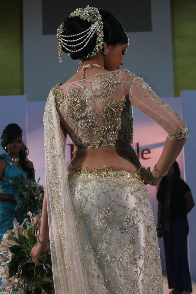 The huge bun, decked up with lots of jewellery, I can say this is one of my favorite pins on my board.