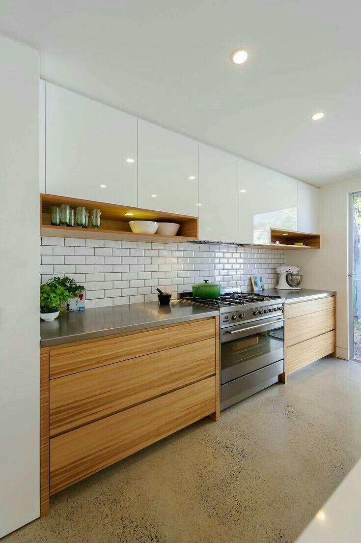 15+ Impressive Natural Home Decor Ideas  Cuisines design, Idee