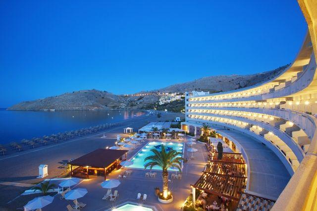 Séjour Rhodes Promoséjours, promo séjour Hôtel Sentido Lindos Bay 4* à Lindos prix promo séjour Promoséjours à partir 556,00 € TTC au lieu de 1 059 € 8J/7N