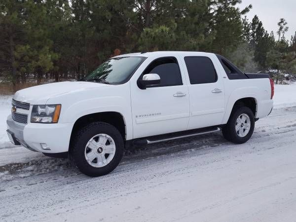 17 best ideas about chevy avalanche on pinterest. Black Bedroom Furniture Sets. Home Design Ideas