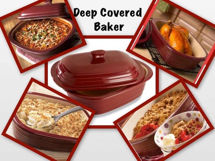 My favorite Pampered Chef product! Delicious dinner in under 30 minutes, oh yes I can!!