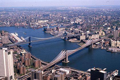 East River - Wikipedia, the free encyclopedia