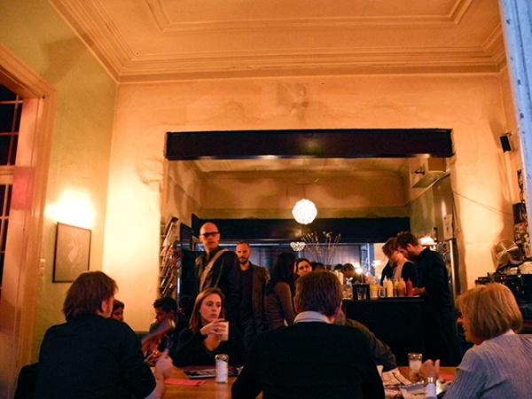 Un caffè ad Anversa.