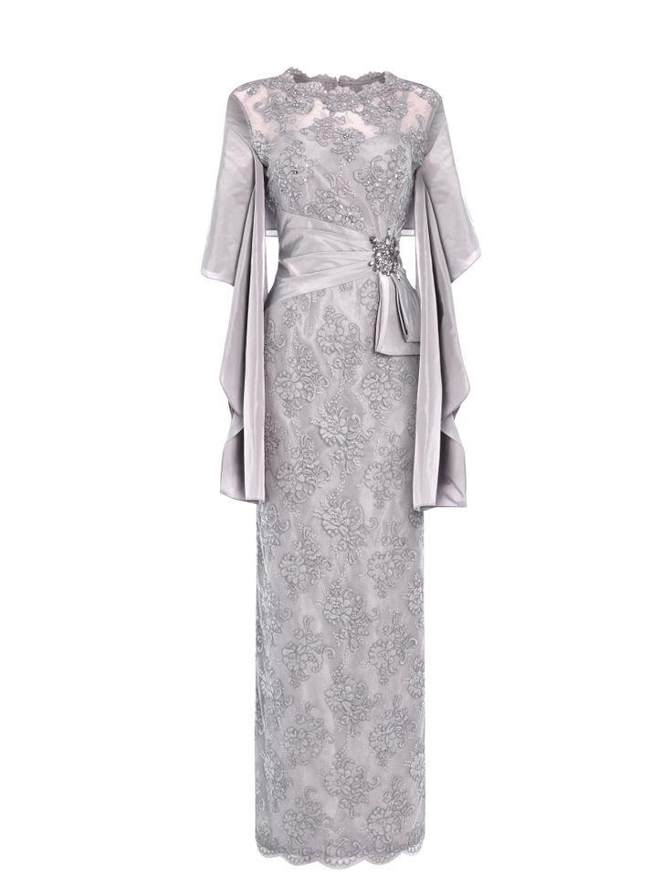 Anoushka g blue dress 1940s