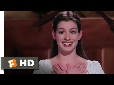 Ella Enchanted (8/12) Movie CLIP - Somebody to Love (2004) HD - YouTube