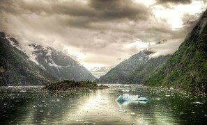 Fiordo Tracy Arm, Alaska, Juneau