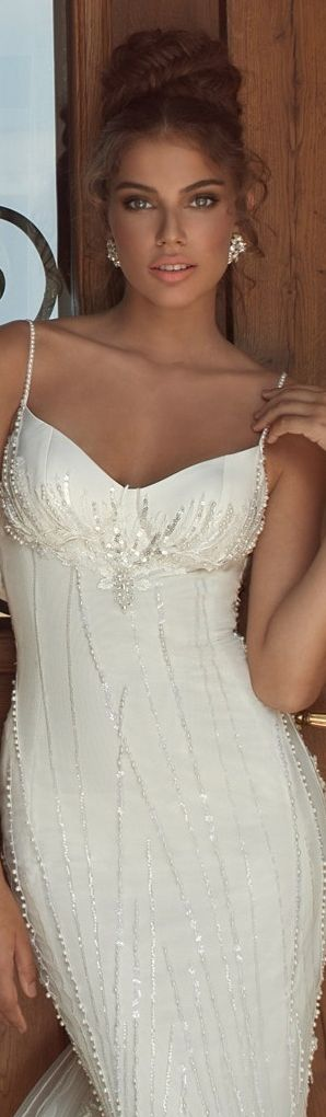 Galia Lahav ♥✤ | KeepSmiling | BeStayBeautiful